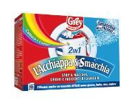 GREY L'ACCHIAPPA E SMACCHIA - 10 BUSTINE