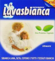 LAVASBIANCA - 10 BUSTE - 200 GR