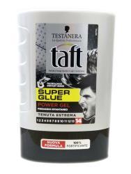 TESTANERA TAFT SUPERGLUE POWER GEL 300 ML