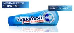 AQUAFRESH DENTIFRICIO SUPREME ML.75