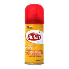 AUTAN PROTECTION PLUS SPRAY SECCO BARRIERA MULTI INSETTO - 100 ML