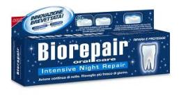 BIOREPAIR DENTIFRICIO TRATTAMENTO INTESIVO NOTTE - 75 ML