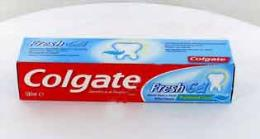 COLGATE DENTIFRICIO FRESH GEL - 100 ML