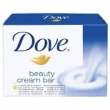 DOVE CREAM BAR SAPONE BEAUTY ORIGINAL - 2 x 100 G