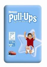 HUGGIES PULL UPS LARGE BOY - 14 PEZZI