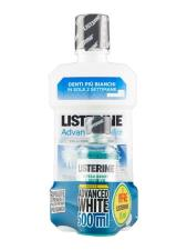 LISTERINE® ADVANCED WHITE 500 ML + 95 ML GRATIS