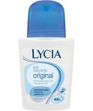 LYCIA DEODORANTE ROLL ON ORIGINAL - 50 ML