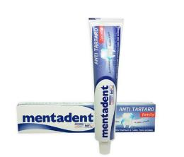 MENTADENT DENTIFRICIO FAMILY ANTITARTARO - 75 ML