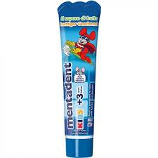 MENTADENT DENTIFRICIO KIDS +3 - 50 ML