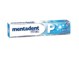 MENTADENT P DENTIFRICIO WHITE - 75 ML