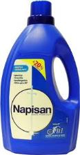 NAPISAN LIQUIDO - ADDITIVO IGIENIZZANTE - 1200 ML