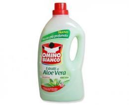 OMINO BIANCO DETERSIVO LAVATRICE ALOE VERA - 1950 ML