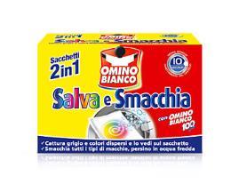 OMINO BIANCO SALVA E SMACCHIA - 10 PEZZI