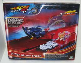 PLAY SET MINI SCAN 2 GO - PISTA JUMP STUNT TRACK