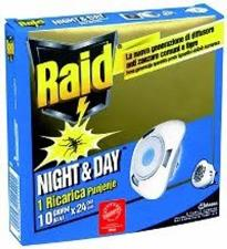 RAID NIGHT AND DAY - SET COMPLETO + DIFFUSORE