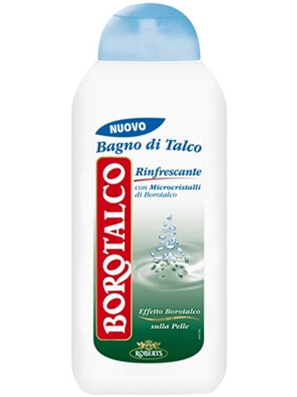 Borotalco roberts bagno rinfrescante 500 ml saponeshop - Borotalco bagno ...