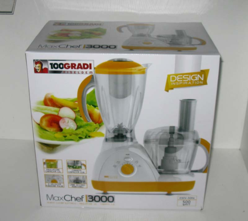 Best robot chef da cucina photos - Robot da cucina lidl ...
